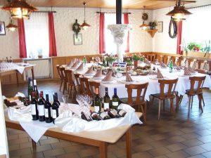 Fotosession Landgasthof Herold in der Fränkischen Schweiz.